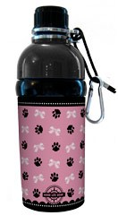 Pet Water Bottle Stainless Steel 16 oz Princess