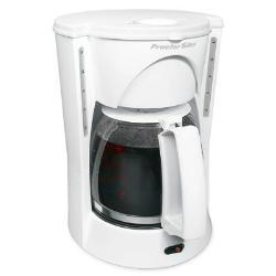 Proctor-Silex 12 Cup Coffeemaker White