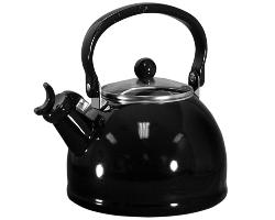Reston Lloyd Whistling Tea Kettles w-Glass Lid 2-5 Qt - Additional Colors