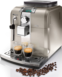 Saeco Syntia Compact Espresso Machine Stainless Steel