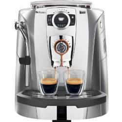 Saeco Talea Giro Plus Automatic Espresso Machine Silver