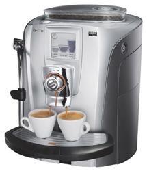 Saeco Talea Touch Plus Automatic Espresso Machine Silver