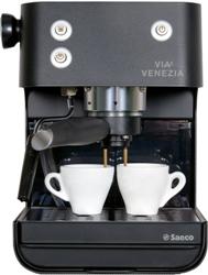 Saeco Via Venezia Coffee Machine Black