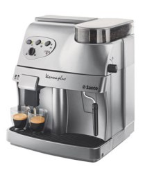 Saeco Vienna Plus Coffee Machine - Silver