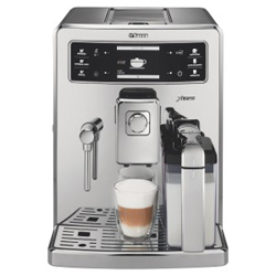 Saeco Xelsis Digital ID Automatic Espresso Machine Stainless Steel
