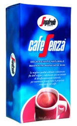 CafeSenza Decaf Whole Beans