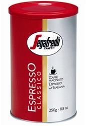 Espresso Classico Ground Coffee tin