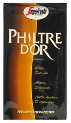 Philtre D'Or Coffee