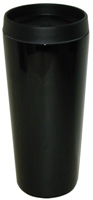 Stainless Steel Insulated Travel Mug 14 oz Black