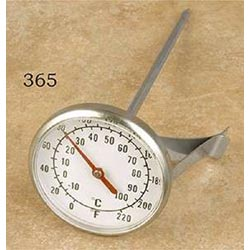 Stainless Steel Milk Frothing Thermometer