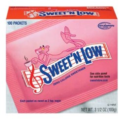 Sweet N Low Packets 24-100ct