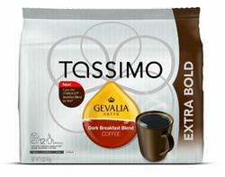 Tassimo Gevalia Breakfast Blend Roast Singles 80/CS