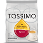 Tassimo Gevalia Espresso Decaf Roast Singles 80/CS