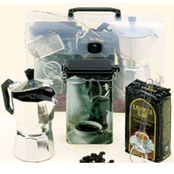The Coffee to go Gift Package - Stovetop w-Coffee