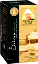 Tropical Breeze Solera Tea Pods Case of 216