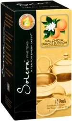 Valencia Orange Solera Tea Pods Case of 216