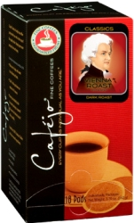 Vienna Roast Single Pods (Case of 216)