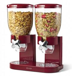 Zevro Indispensable Double Dispenser - Red