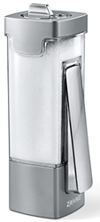 Zevro Indispensable Sugar N More Dispenser Silver