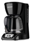 Black & Decker Dlx1050b 12-cup Programmable Coffeemaker  Black