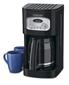 Cuisinart 12-Cup Programmable Coffeemaker Black