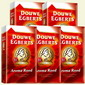 DE Aroma Coffee Rood 17.5 oz - 5 packs