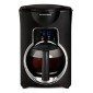 Illusion 12 Cup Coffeemaker - Black