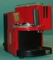 Juno Coffee Pod Machine Red