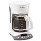 Mr. Coffee 12 Cup Programmable Coffee Maker White