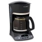 Mr. Coffee 12 Cup Programmable Coffeemaker - Black
