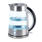 Nesco Glass Electric Water Kettle 1-7 Liter