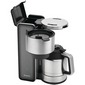 Panasonic Nc-zf1h Designer Coffee Maker (smoke)