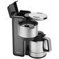 Panasonic Nc-zf1h Designer Coffee Maker (smoke)