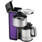 Panasonic Nc-zf1v Designer Coffee Maker (violet)