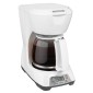 Programmable 12 Cup Coffeemaker - White