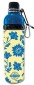Stainless Steel Water Bottle 24 oz Floral Blue