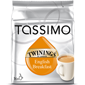 Tassimo Gevalia Twinings English Breakfast Tea Singles 80/CS